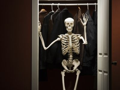 skeleton in the closet meaning and origin 2